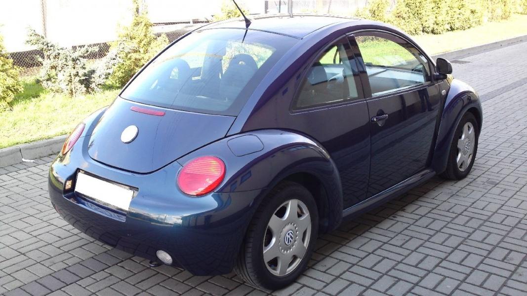 volkswagen new beetle 1 9 tdi. Black Bedroom Furniture Sets. Home Design Ideas