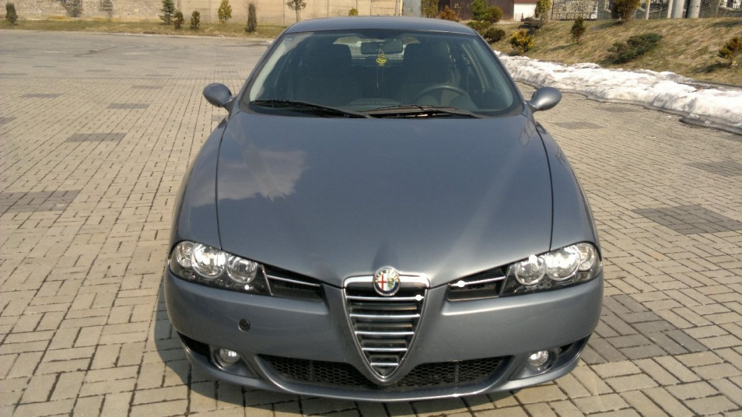 alfa romeo 156 1 9 jtd 16v progression lift. Black Bedroom Furniture Sets. Home Design Ideas
