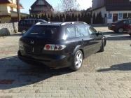 Zdjęcie  Mazda 6 kombi 2.0TD 136KM czarna perła