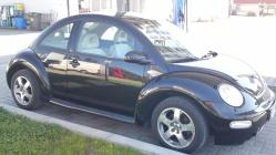 Zdjęcie VW New Beetle 1,9TDI  automat
