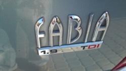 Zdjęcie Skoda Fabia  1.9 TDI Comfort