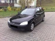 Zdjęcie Opel Corsa 2001r.1.2i 16V czarny 3D automat