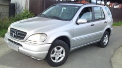 Zdjęcie Mercedes ML 270 CDI