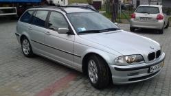 Zdjęcie BMW 320D  TIPTRONIC