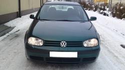 Zdjęcie VW GOLF 1,9TDI Comfortline