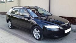 Zdjęcie Mazda 6 2.0 CiTD Exclusive czarna