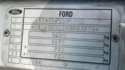 Zdjęcie Ford Fiesta 1.3i 16V