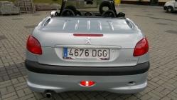 Zdjęcie Peugeot 206 CC 1.6i