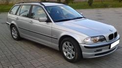 Zdjęcie BMW 320 D 136KM