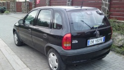 Zdjęcie Opel Corsa 1.7 D