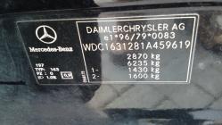 Zdjęcie Mercedes-Benz ML 400 CDi 4X4