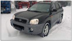 Zdjęcie Hyundai Santa Fe 2.0 CRDi High/Elegance 4x4