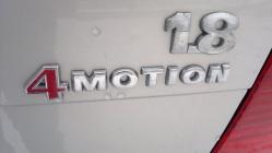 Zdjęcie Volkswagen Bora 1.8  4Motion Highline 4x4