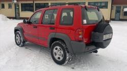 Zdjęcie Jeep Cherokee 2.5L CRD Sport 4x4