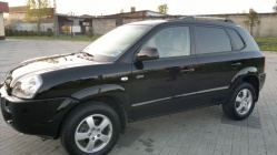 Zdjęcie Hyundai Tucson 2.0 CRDi 4WD Premium