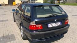 Zdjęcie BMW 320 D 150 KM