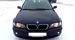 Zdjęcie BMW 320 D e46