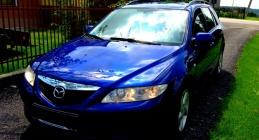 Zdjęcie Mazda 6 2.0 CiTD Comford