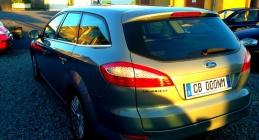 Zdjęcie Ford Mondeo 2.0 TDCi Ghia 140 KM