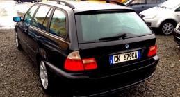 Zdjęcie BMW 318 2.0 143 km