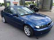 Zdjęcie BMW 320D 150 KM