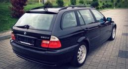 Zdjęcie BMW 320 2.0 D 150 KM