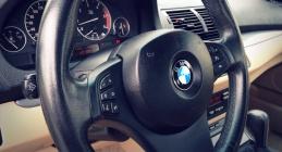 Zdjęcie BMW X5 3.0 D 218 KM 4x4