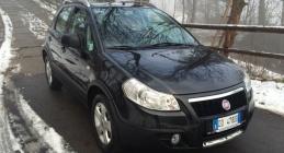 Zdjęcie Fiat Sedici 4x4 1.6 benzyna