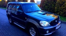 Zdjęcie Hyundai Terracan 2.9 CRDi 160 KM 4x4