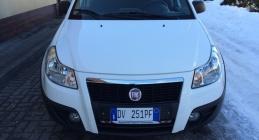 Zdjęcie Fiat Sedici 1.6 16V 4x4 Dynamic 107 KM