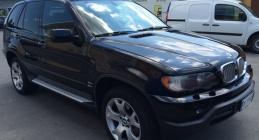 Zdjęcie BMW X5 3.0 Benz. + LPG 231 KM 4x4