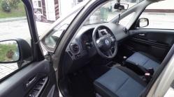 Zdjęcie Fiat Sedici 1.6 107 KM 4x4 AWD