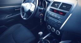 Zdjęcie Mitsubishi ASX 1.8 DI-D 150 KM 4x4 AWD