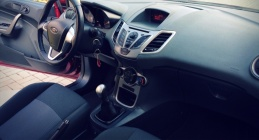 Zdjęcie Ford Fiesta 1.4 benz.+ LPG 97 KM Bi-fuel