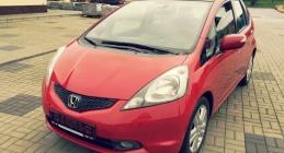 Zdjęcie Honda Jazz 1.4 i-VTEC 100KM Exclusive