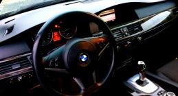 Zdjęcie BMW Seria 5 2.0 benz. 170 KM