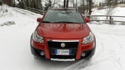 Zdjęcie Fiat Sedici 1.6 benz.+ LPG 107 KM 4X4 ESP