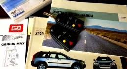 Zdjęcie Volvo XC 90 2.5 Turbo 210 KM benzyna + LPG BRC