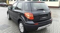 Zdjęcie Fiat Sedici 1.6 benzyna 120 KM 4X4 ESP